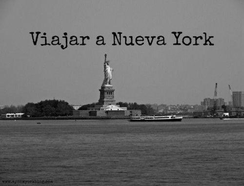 Viajar a Nueva York. 10 razones para hacerlo