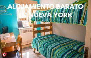 ALOJAMIENTO BARATO EN NUEVA YORK