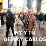 NY Y TÚGEMA Y CARLOS