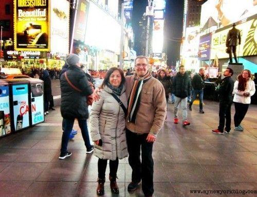 NY y tú-Gema y Carlos, de Zaragoza a Nueva York