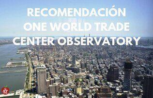 ONE WORLD TRADE CENTER OBSERVATORY