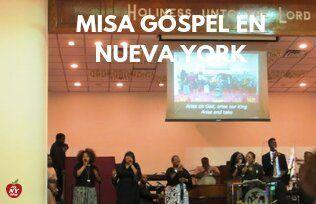 MISA GÓSPEL EN NUEVA YORK