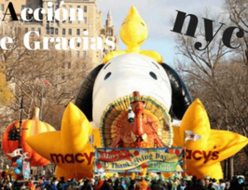 Acción de Gracias en Nueva York-2017