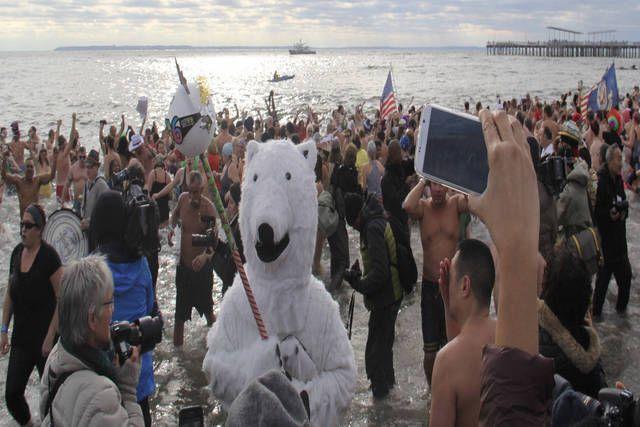 Polar Dip Coney Island