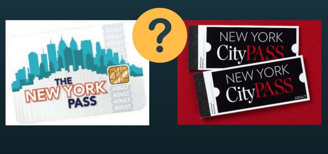 New York Pass o New York CityPASS