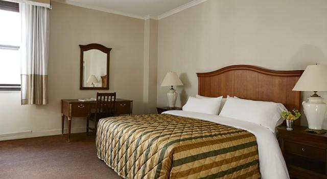 Hotel Pennsylvania habitación