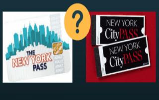 New York Pass comparativa