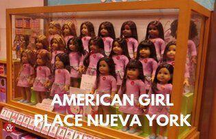 AMERICAN GIRL PLACE NUEVA YORK