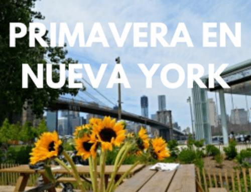 Primavera en Nueva York 2018