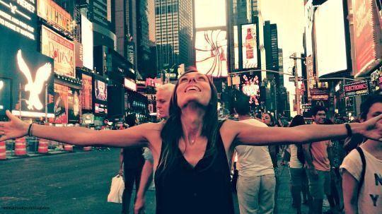 Las 10 emociones que vas a sentir en Nueva York
