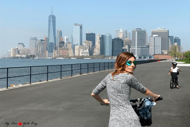 Primavera en Nueva York-Governors Island