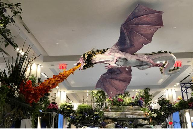 Primavera en Nueva York Macy's