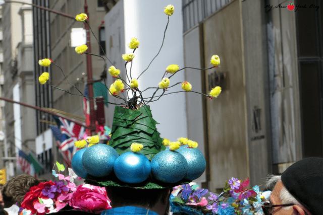 Primavera en Nueva York-desfile Easter