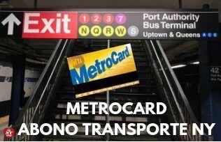 METROCARD NUEVA YORK