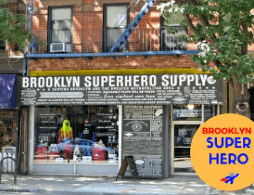 SuperHero, la tienda más molona de Brooklyn