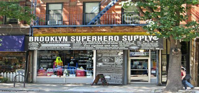 Super Hero Brooklyn