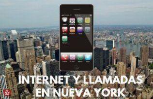 CÓMO TENER INTERNET Y PODER LLAMAR A TU PAIS DESDE NUEVA YORK