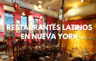 Los mejores restaurantes latinos de NY