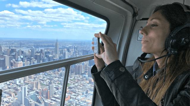 Excursión en helicóptero por Nueva York
