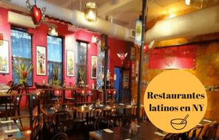 Restaurantes latinos Nueva York