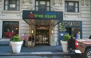 The Hotel at Times Square-Mi hotel en NY