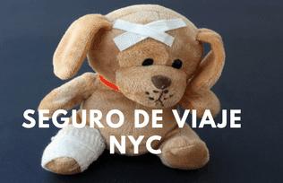 Seguro de viaje para Nueva York
