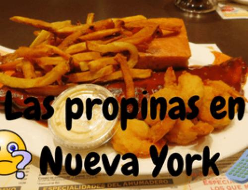 Las propinas en Nueva York