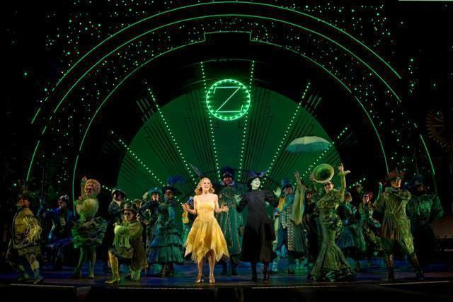 Musicales Broadway