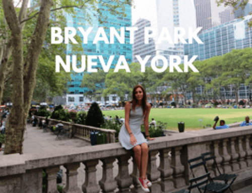 Bryant Park, un parque con carácter