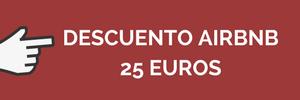 Descuento Airbnb 25€