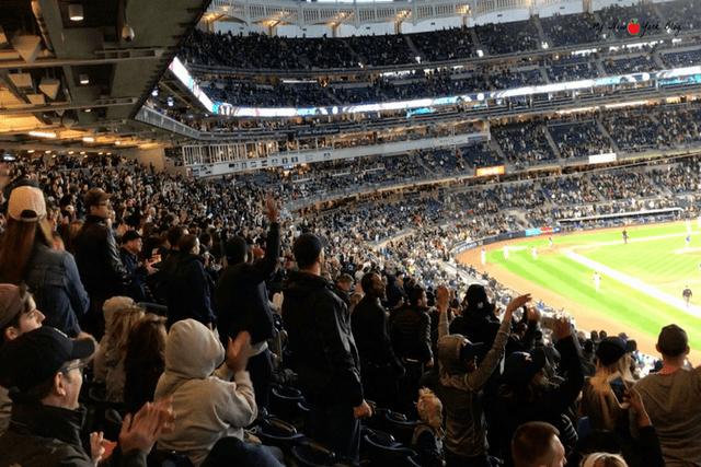 Béisbol en Nueva York
