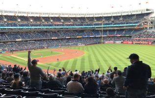 Ver un partido de béisbol en Nueva York