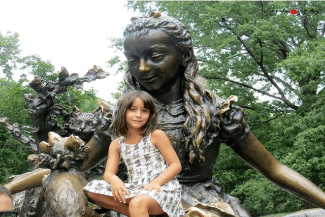 Viajar con niños a Nueva York