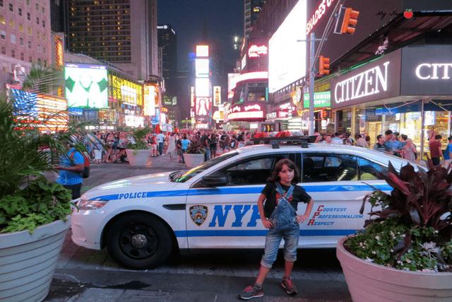 Ir con niños a Nueva York