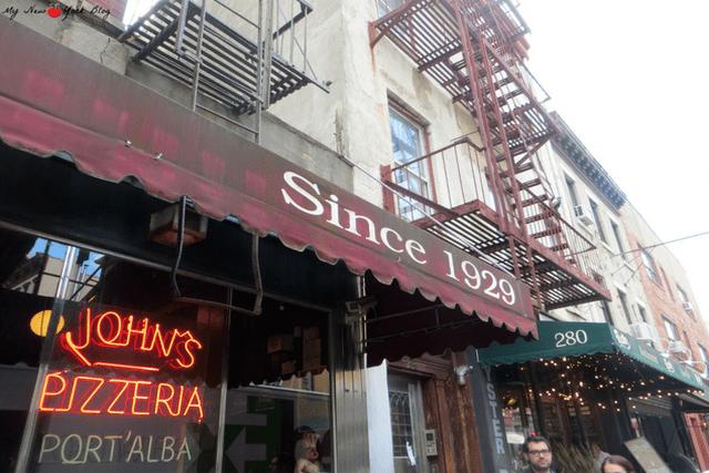 John Pizza Nueva York 1