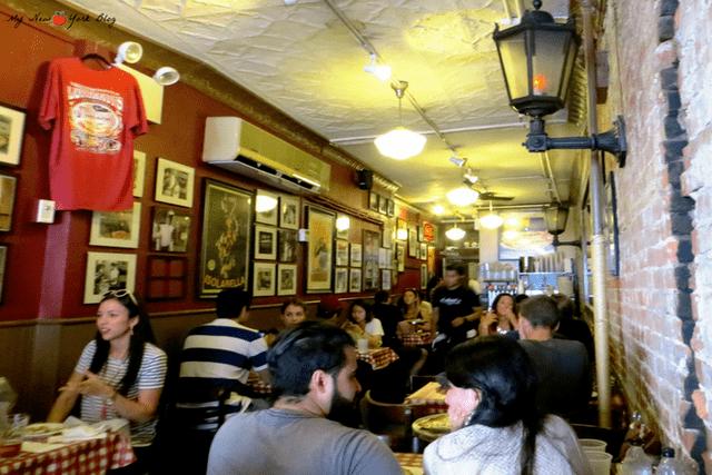 Pizzaría Lombardi's Nueva York