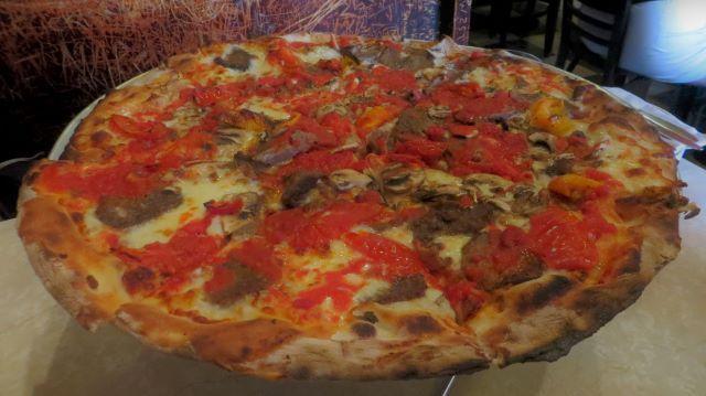 Pizzerías en Nueva York