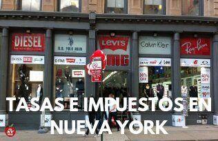 TASAS EN NUEVA YORK