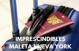IMPRESCINDIBLES MALETA PARA NUEVA YORK