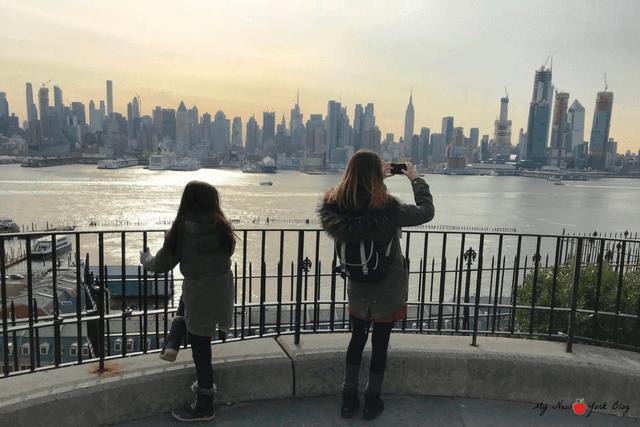 Skyline de Nueva York de día