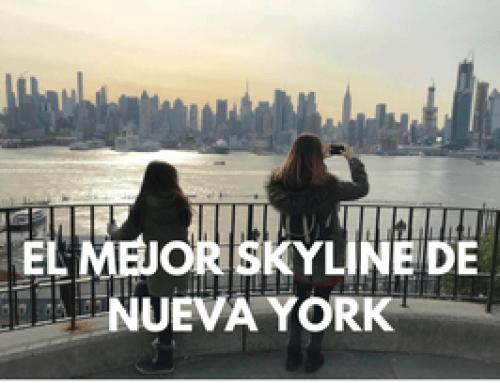 El mejor lugar para ver el skyline de Nueva York
