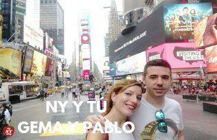 NY Y TÚGEMA Y PABLO