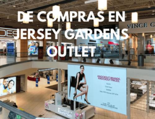 Jersey Gardens Outlet ¡vivan los descuentos!