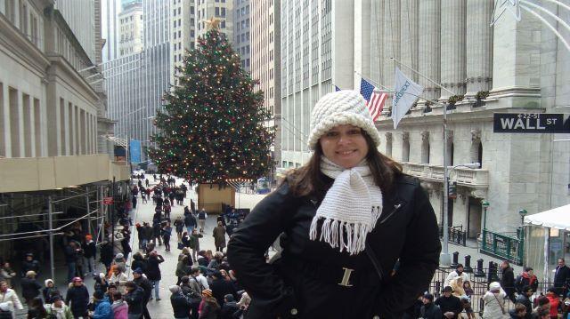 Nueva York y tú Nadia