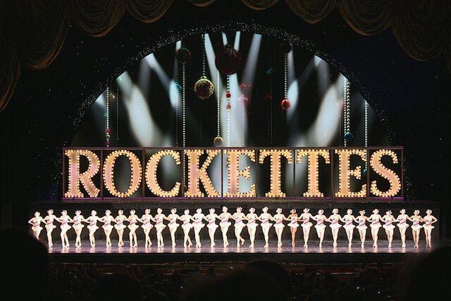 Las Rockettes en Navidad Nueva York