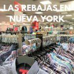 LAS REBAJAS EN NUEVA YORK