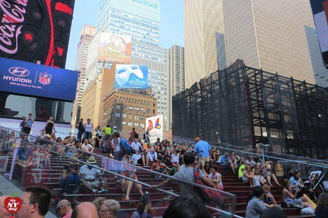 Qué ver en Times Square