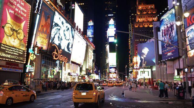 Que ver en Times Square