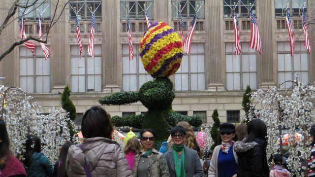 Semana Santa en Nueva York
