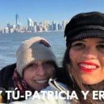 NY Y TÚ PATRICIA Y ERIKA